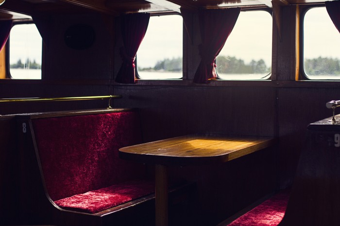 Båten Moa