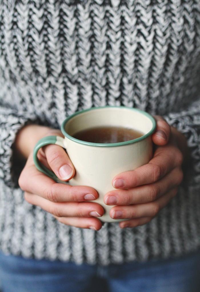 Ekologiskt Grönt Te