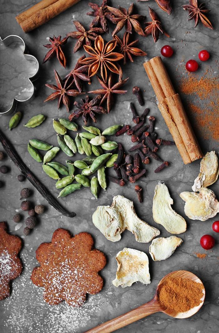 Julens Kryddor - Evelinas Ekologiska