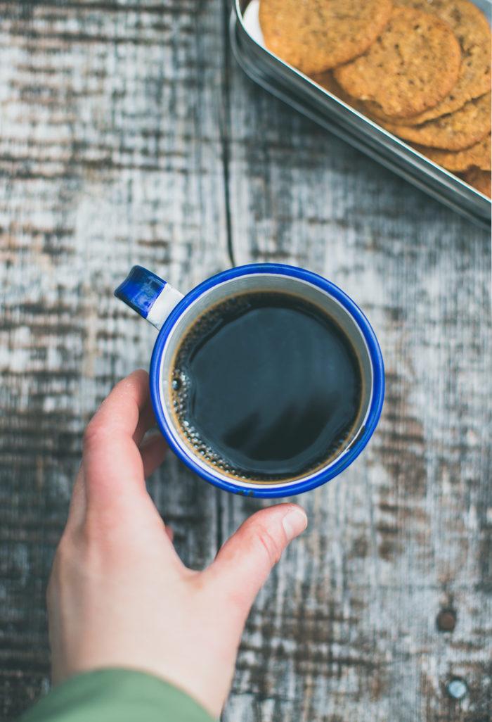 Kaffe och kakor - Evelinas Ekologiska