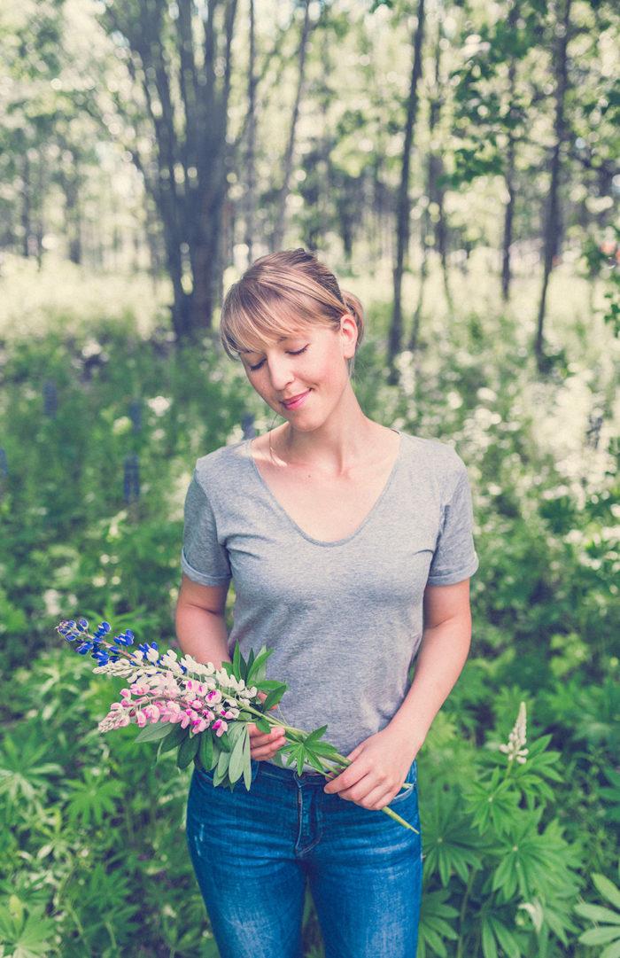 T-shirt ekologisk bomull - Evelinas Ekologiska